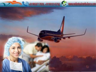 The cheapest cost and no haggling by Vedanta Air Ambulance Mumbai.pptx