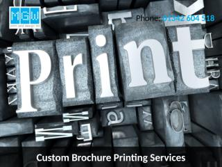 Custom Brochure Printing Services.pptx