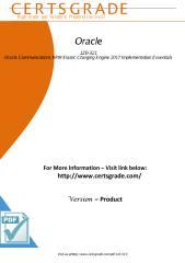 1Z0-321 Study Preparation.pdf