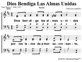 179 - Dios Bendiga Las Almas Unidas.ppt