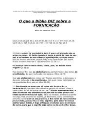 Assuntos Polêmicos Comentados na Bíblia.doc