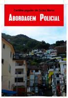 Cartilha Popular  do Santa Marta Abordagem Policial.pdf
