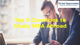 Top 5 Countries to Study MBA Abroad.pptx