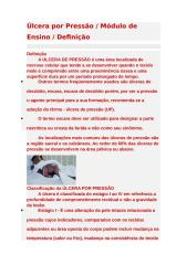Texto Úlceras de Pressão Estágios.docx