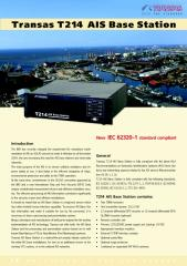Transas T214 AIS Base Station.pdf