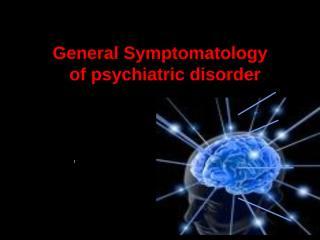 General symptomatology.ppt