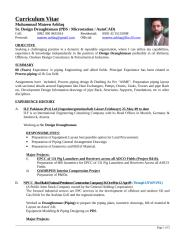 CV Mateen (Design Draftsman).doc