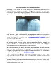 Factors to be Considered before Hip Replacement Surgery.pdf