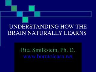 TeachingwiththeBrain-BasedNaturalHumanFACES.ppt