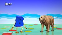 A is for Ant Nursery rhymes - 3D Animation ABC Animals Alphabet song for children.mp4