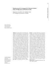 Regulamentação da propaganda de alimentos infantis como estratégia para a promoção da saúde.pdf