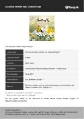 license-great-background-with-butterfly-and-flowers-in-realistic-style-1064506.pdf
