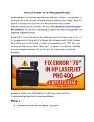"""Fix Error """"79"""" in HP LaserJet Pro 400.pdf"""