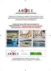 ABCC - Boas Práticas e Manejo e Biossegurança - Laboratório de Maturação Reprodução e Larvinicultura de Camarão.pdf